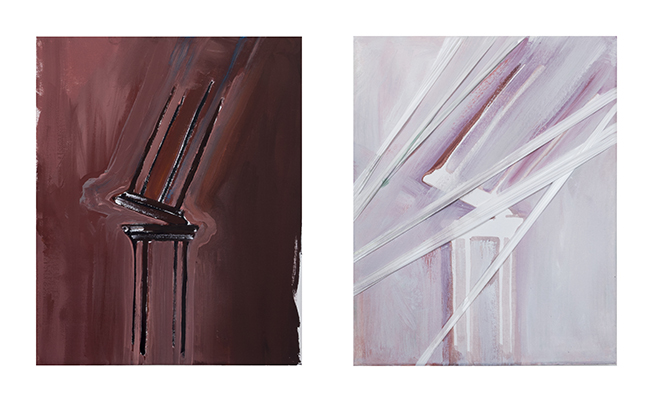 Rebecca, 24 x 30 oil on canvas